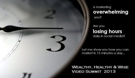 Marketing in 15 Minutes a Day